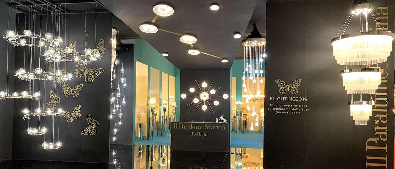 Il Paralume Marina Luxury Italian Light