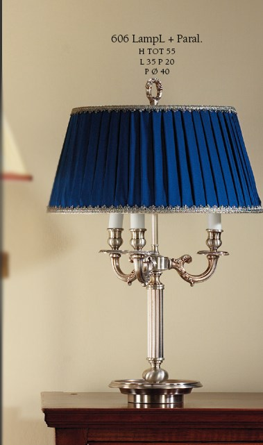 606 Table Lamps Classic