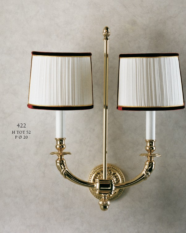 422 Wall Lamps Classic