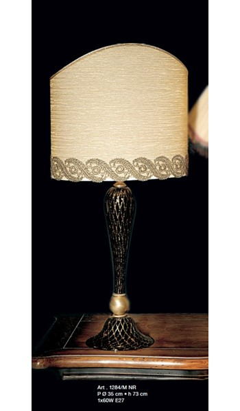 1284/M NR Table Lamps Classic