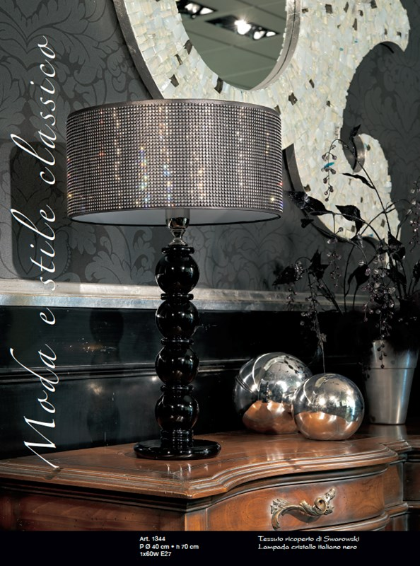 1344 Table Lamps Contemporary