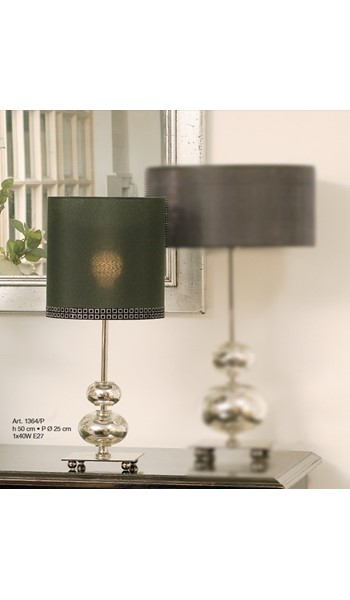 1364/P Table Lamps Contemporary