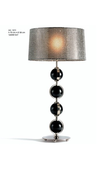 1211 Table Lamps Contemporary