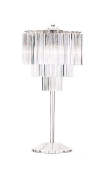 1691/G/KR/TR Table Lamps Contemporary