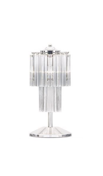 1691/P/KR/TR Table Lamps Contemporary