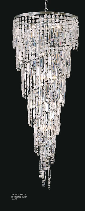 1702/KR/TR - Prompt delivery Chandeliers Contemporary
