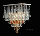 1692/KR/TR/AM Chandeliers Contemporary