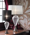 1410/P/KRTR Table Lamps Contemporary