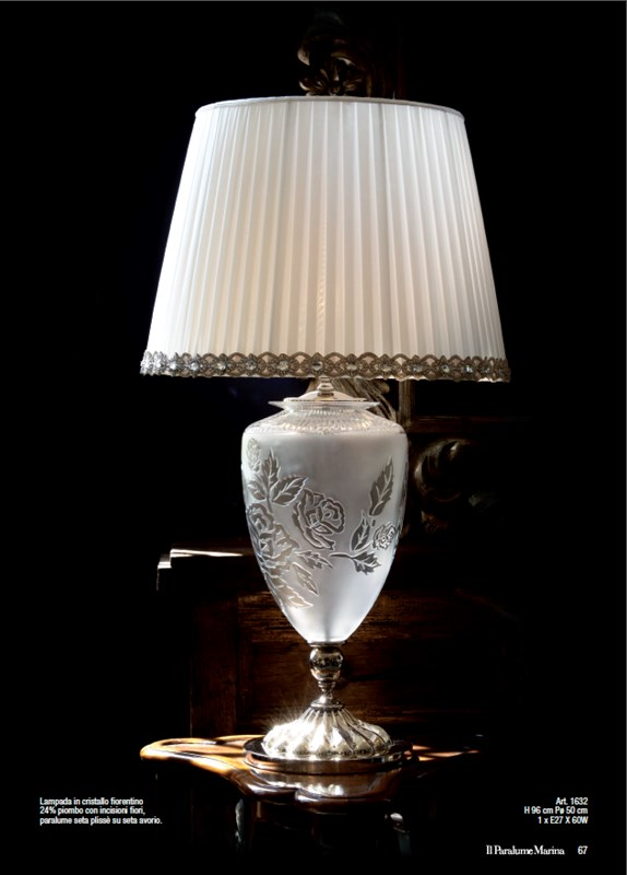 1632 - Prompt delivery Table Lamps Classic