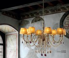 1319/CH8 Chandeliers Classic