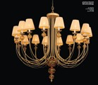846/CH16 Chandeliers Classic