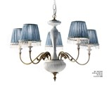 1607/CH5 Chandeliers Classic