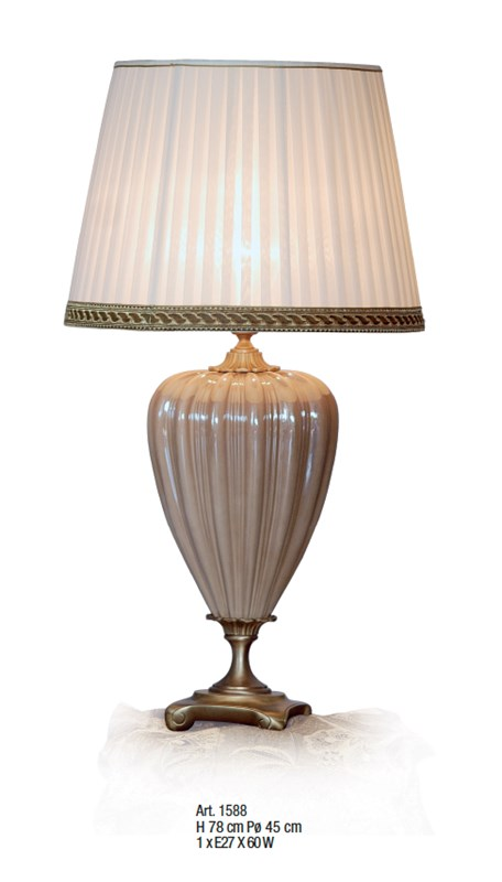 1588 - Prompt delivery Table Lamps Classic
