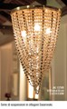 1379/B Chandeliers Contemporary