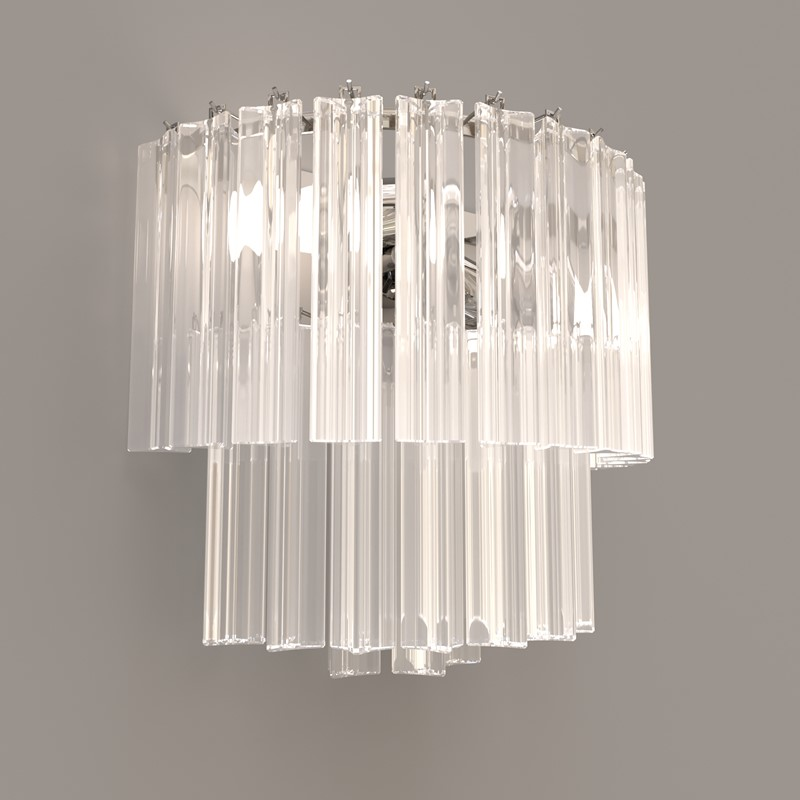 1561/A Wall Lamps Contemporary