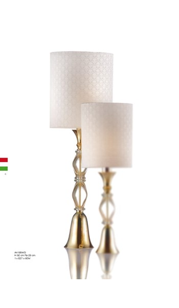 1954/G Table Lamps Contemporary