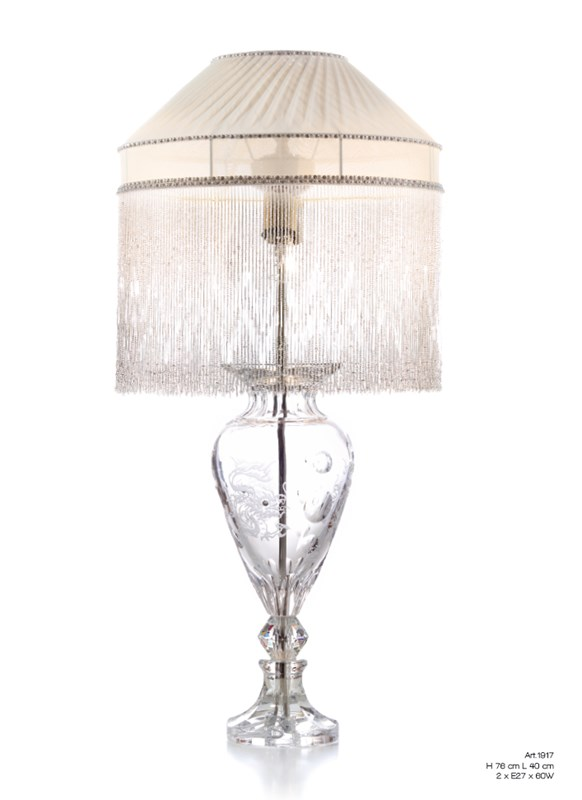 1917 Table Lamps Contemporary