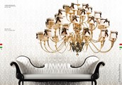 1850/CH36/ORO24K/NR Chandeliers Classic