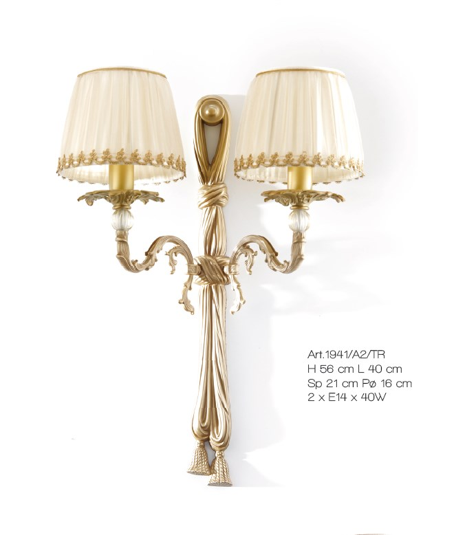 1941/A2/TR Wall Lamps Classic