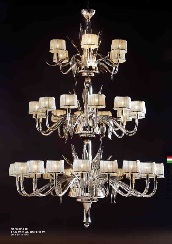 1930/CH36 Chandeliers Classic