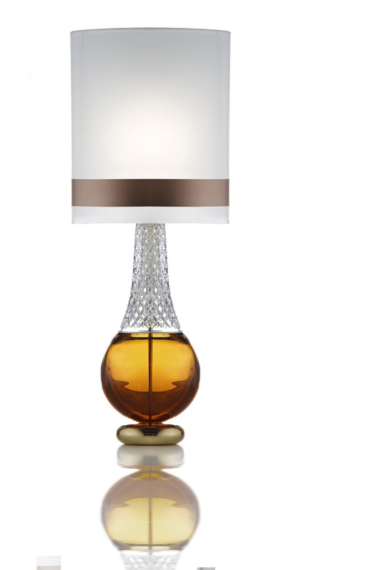 1952/LU/AM Table Lamps Contemporary