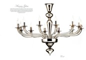 2009CH12 Chandeliers Contemporary
