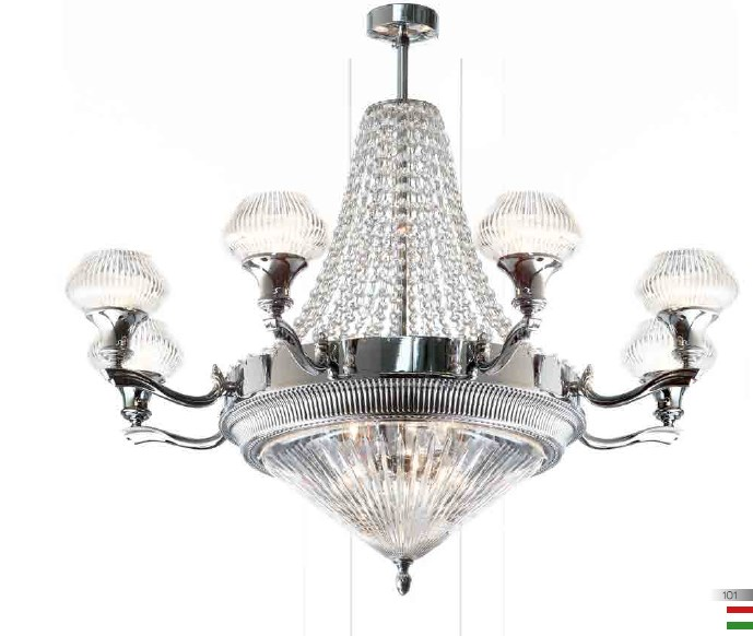2038CH8 Chandeliers Classic