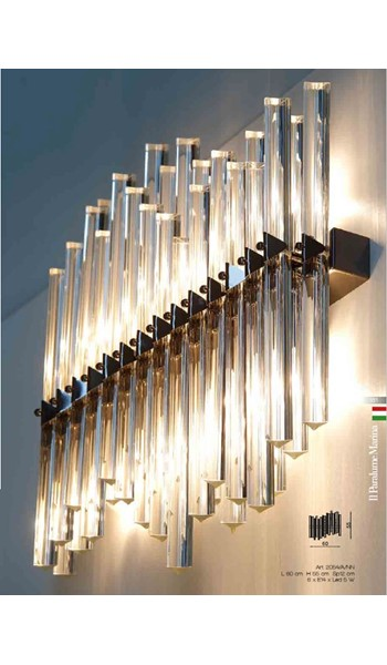 2054A/NN Wall Lamps Contemporary