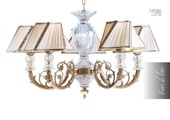 1853/CH5/OV Chandeliers Classic