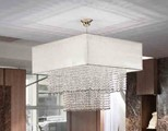 2064/LU/SP Chandeliers Contemporary