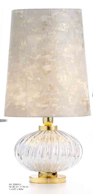 2092/LU - Prompt delivery Table Lamps Contemporary