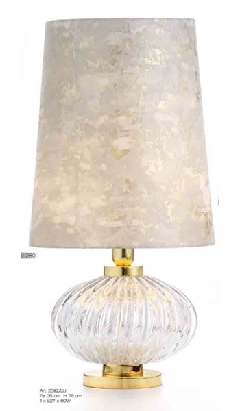 2092/LU Table Lamps Contemporary