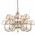 1853/CH10/OV Chandeliers Classic