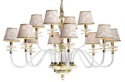 2057 CH12 Chandeliers Classic