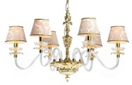 2057 CH6 Chandeliers Classic