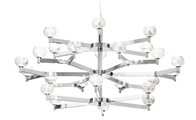 2130/CH24/NL Chandeliers Contemporary