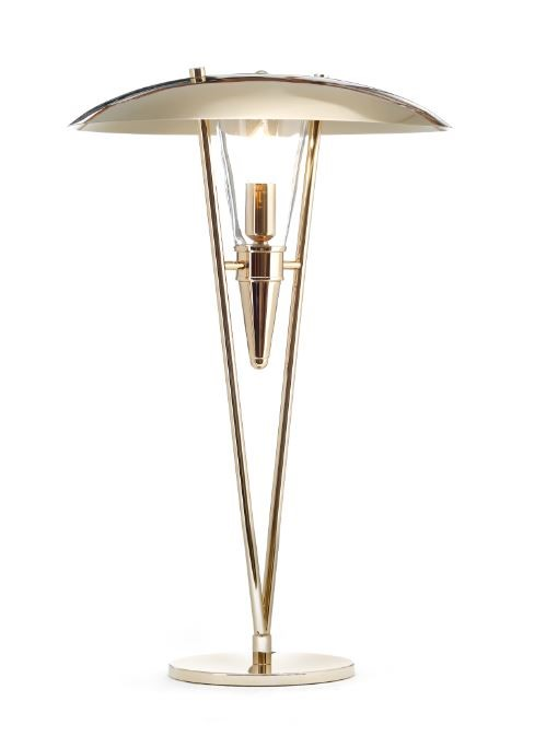2042 Table Lamps Contemporary