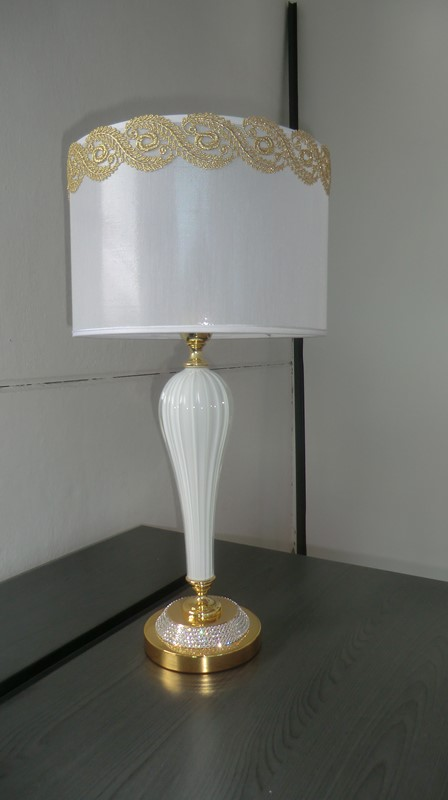 1770/M Table Lamps Contemporary