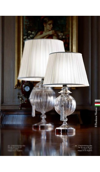 1746/P/New/Bis Table Lamps Classic