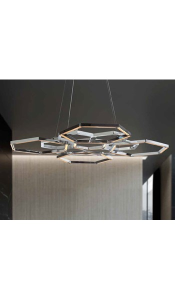 2124/NL Chandeliers Contemporary