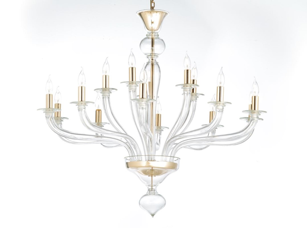 2137CH15 Chandeliers Contemporary