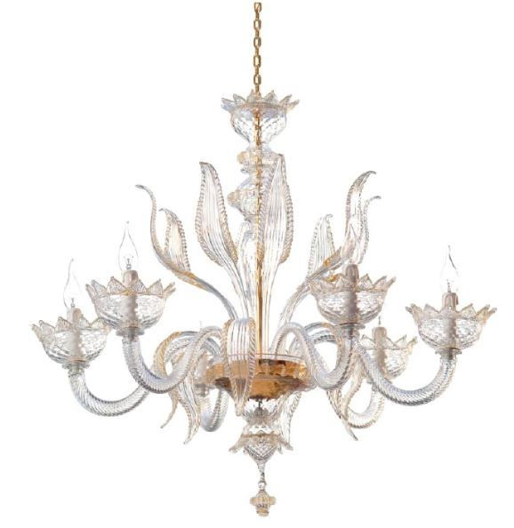 2152/CH6 Chandeliers Classic
