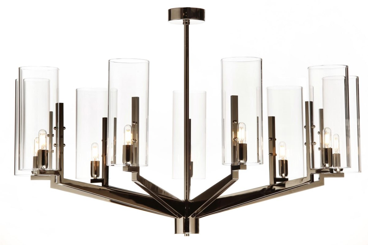 2169/CH9 borosilicato Chandeliers Contemporary