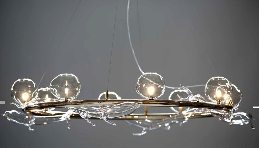 2178/CH8 Chandeliers Contemporary