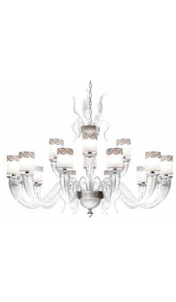 1770/CH18 Chandeliers Contemporary