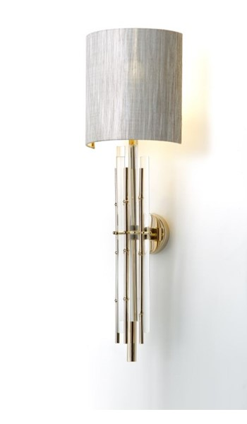 2180/A Wall Lamps Contemporary
