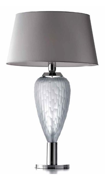 2186/GR Table Lamps Contemporary