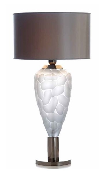 2189/GR Table Lamps Contemporary