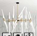 IPM116CH24 Chandeliers Contemporary