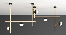 IPM101CH5 Chandeliers Contemporary